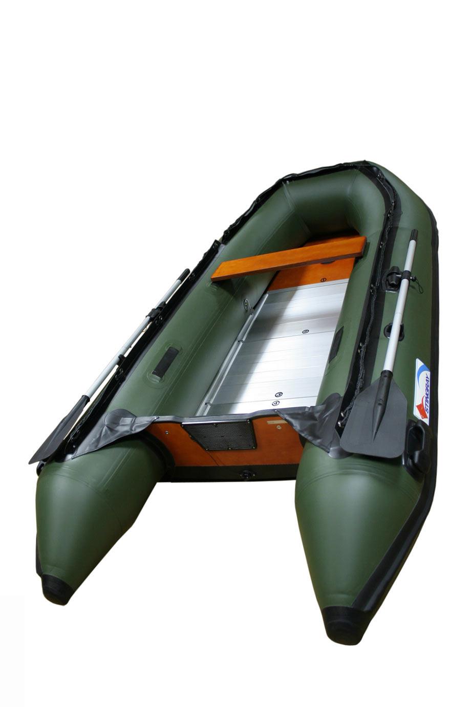 вес лодки stingray