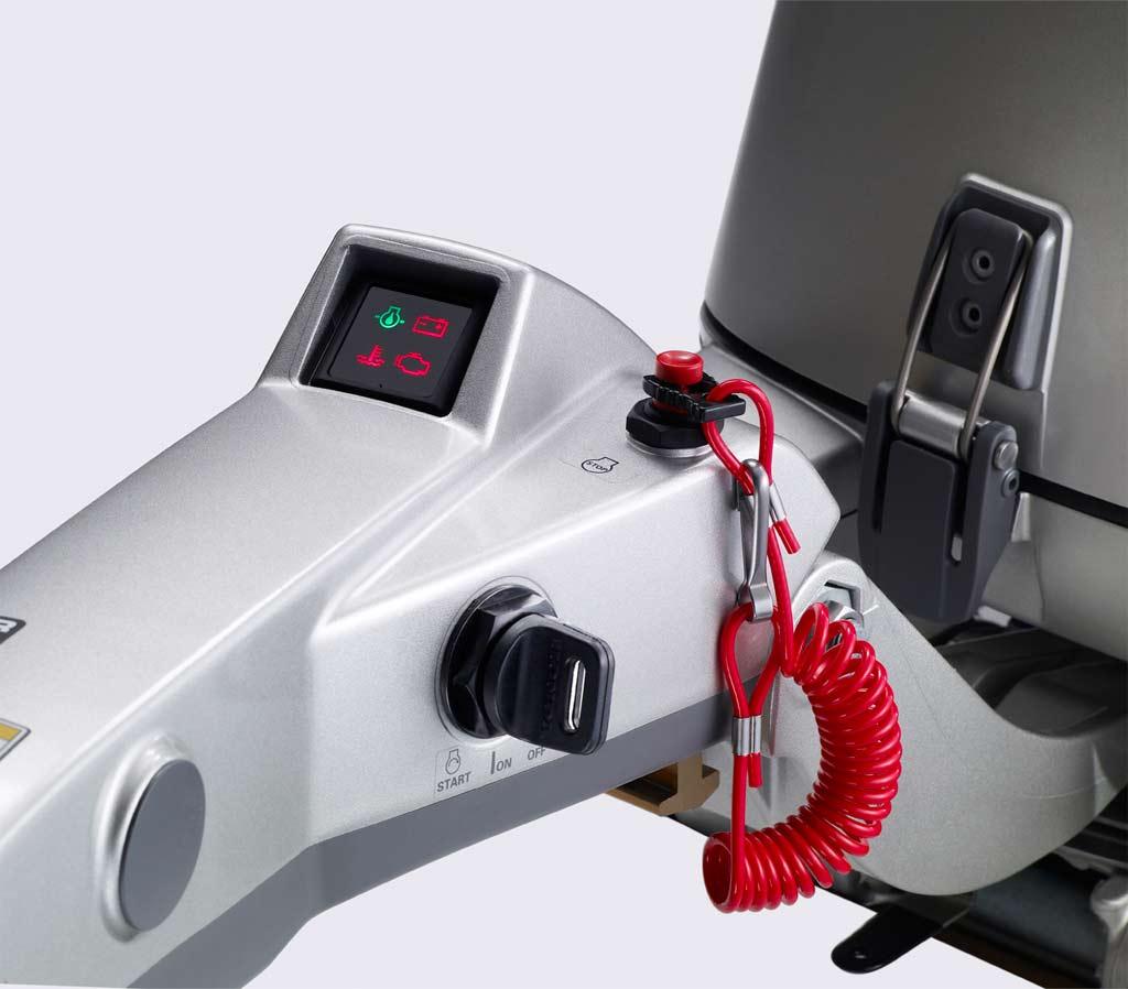 лодочный мотор tohatsu 18 видео
