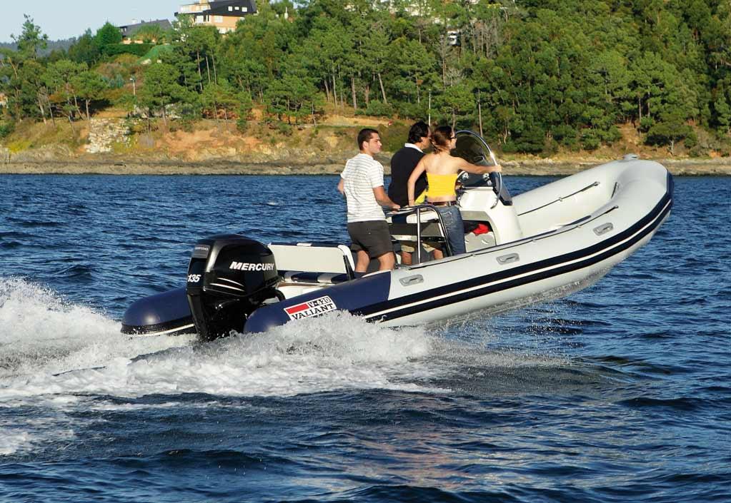 моторы для лодок пвх mercury