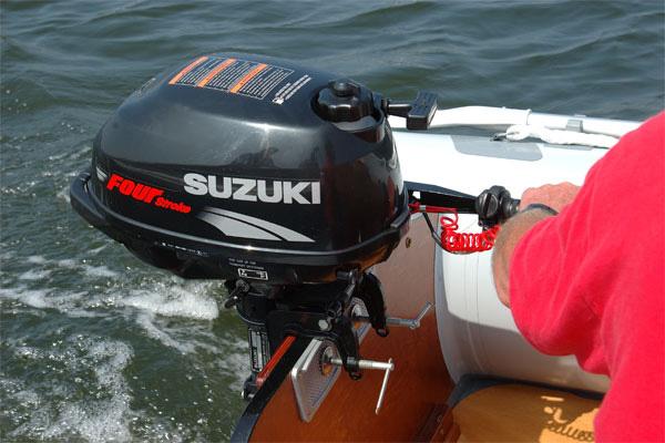 Лодочный мотор suzuki df2 5 сузуки df2 5