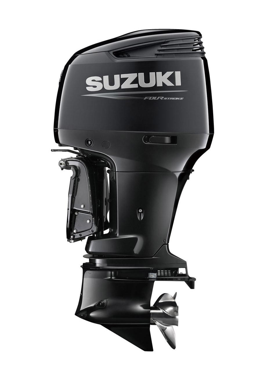 Подвесной лодочный мотор Сузуки DF 300 APX  Характеристики и