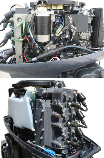 Yamaha 40veos мотору к инструкция