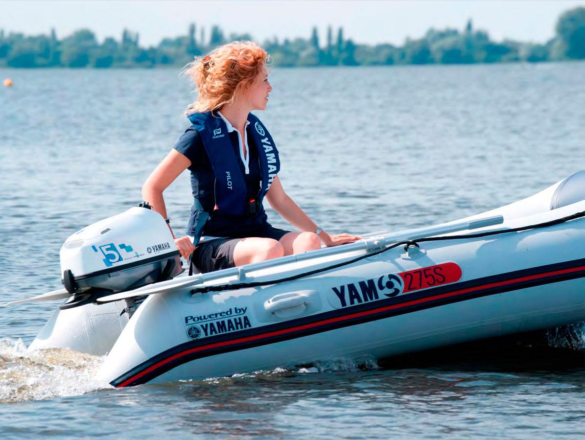 мотор yamaha 3 amhs лодочный