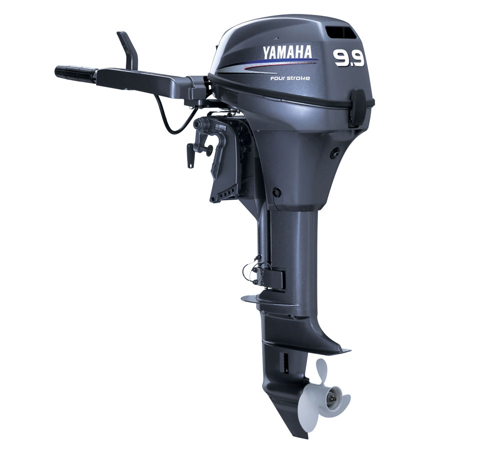 yamaha 50 мотор лодочный